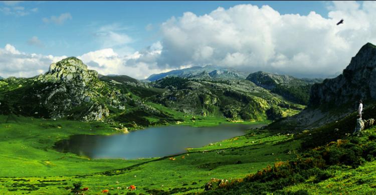 Lagos de Covadonga - Oscar Martín Antón (Flickr)