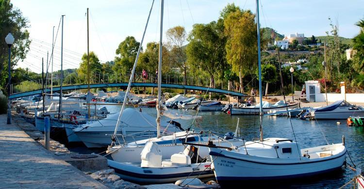 Santa Eulalia del Río. Chloe Blanchfield (Flickr)