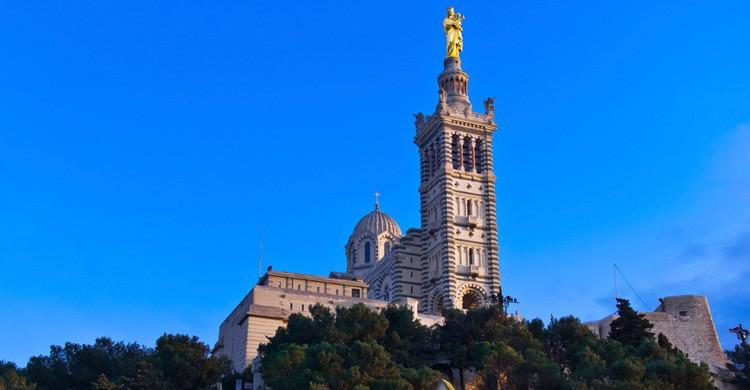 Basílica de Notre-Dame de la Garde (iStock)