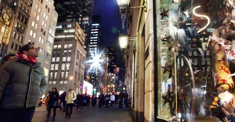 La Quinta Avenida de Nueva York (Flickr)