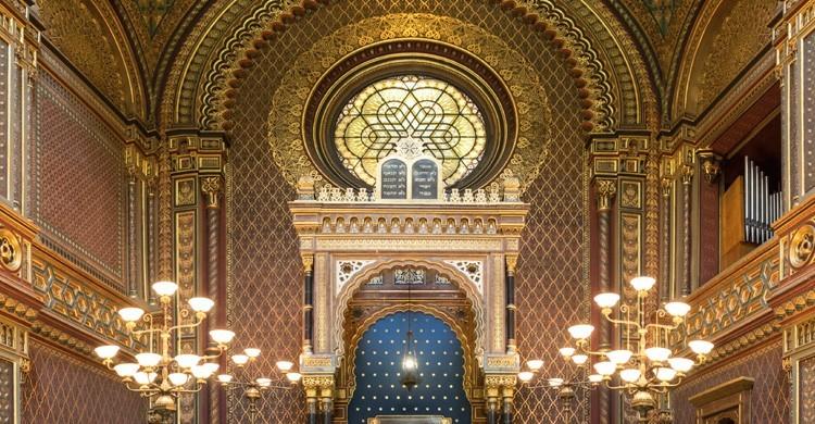 Sinagoga Española (iStock)