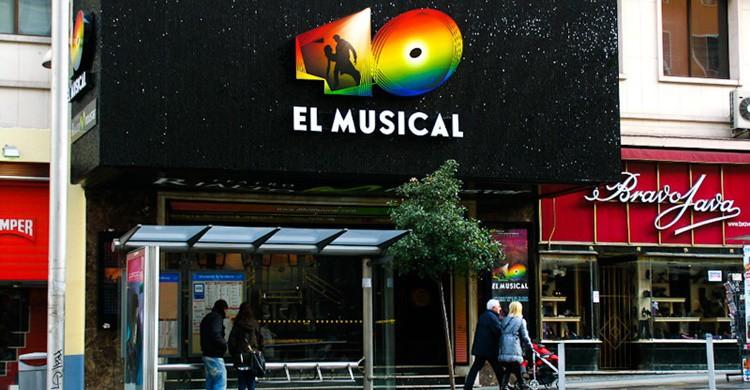 Uno de los musicales que ha estado en cartel en Madrid. Antonio Tajuelo (Flickr)