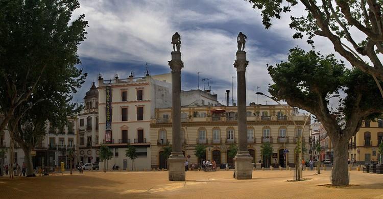 Alameda de Hércules. Alejandro Flores (Flickr)
