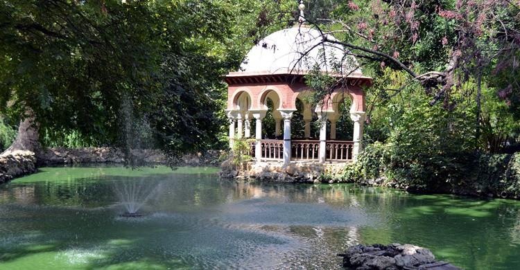 Parque de María Luisa. Emilio J. Rodríguez-Posada (Flickr)