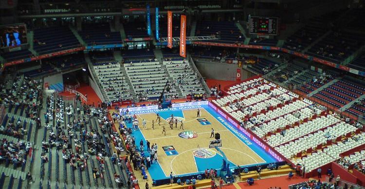 Palacio de los Deportes de la Comunidad de Madrid. Rux (Flickr)