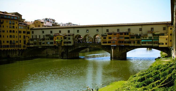 Ponte Vecchio, en Florencia. Andy Hay (Flickr)