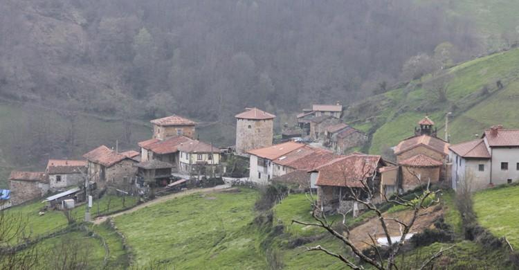 Bandujo, Asturias (Flickr)