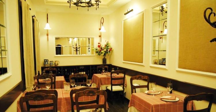 Salón del Dantxari. Taberna Restaurante Dantxari, Facebook