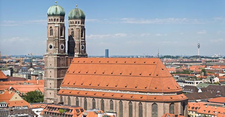 Catedral de Múnich (Wikimedia.org)