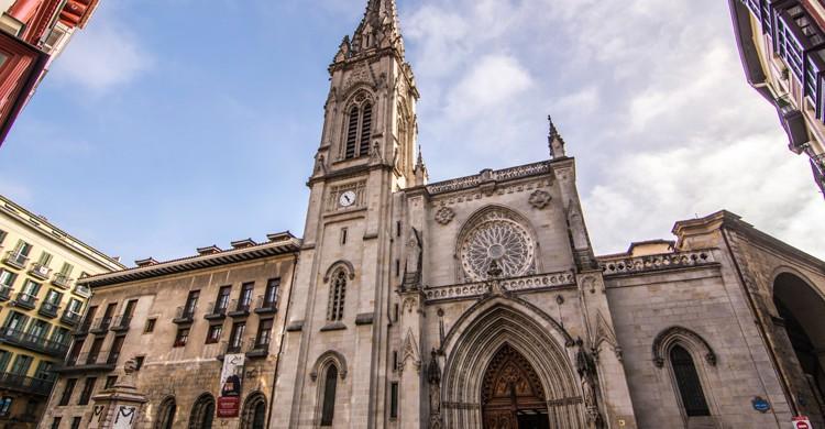Catedral de Bilbao (iStock)