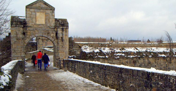 La Ciudadela, antigua zona militar (Flickr)