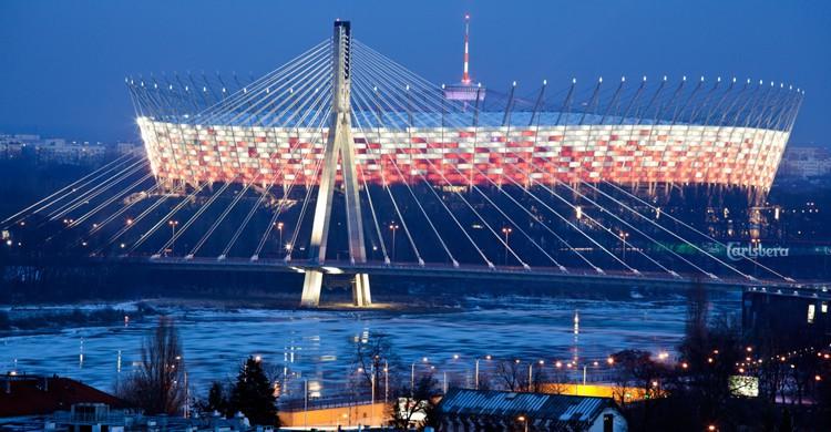 Estadio Nacional de Varsovia (iStock)