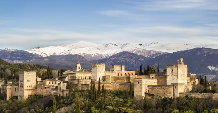 La Alhambra de Granada (Flickr)