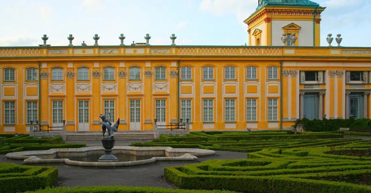 Palacio de Wilanow (iStock)