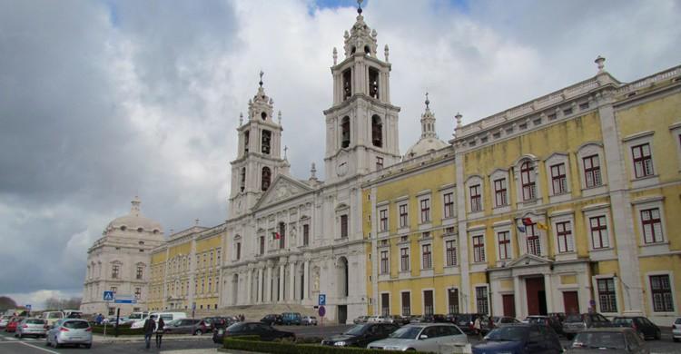 Palacio de Mafra. Gabriel Perazzo (Flickr)