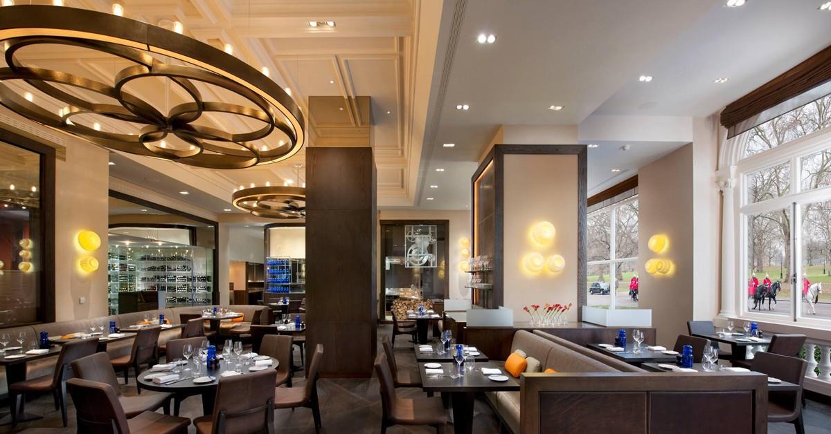 Palomo Restaurant London