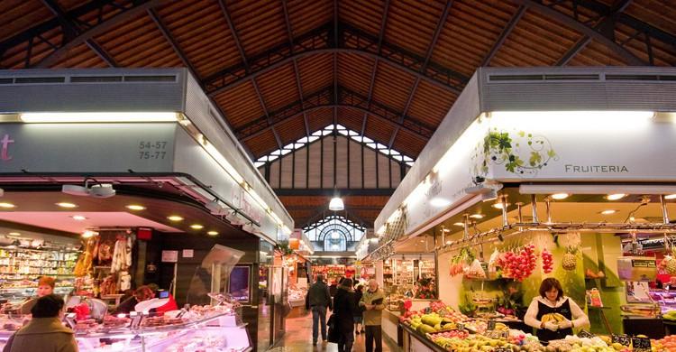 Mercado de la Concepción. Garrett Ziegler (Flickr)