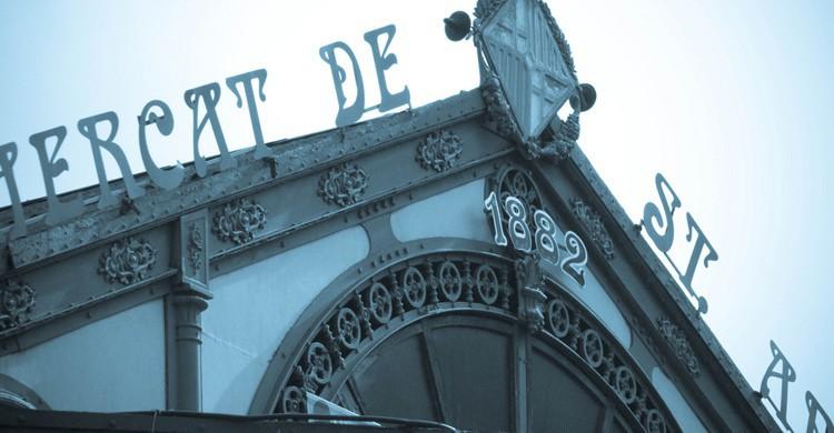 Mercado de Sant Antoni. MiniMissplaced (Flickr)