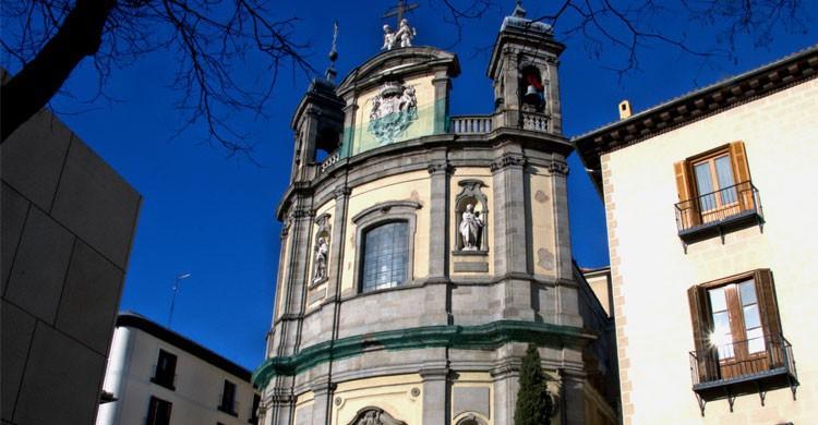 Iglesia de San Miguel en Lucca, Italia (Flickr)