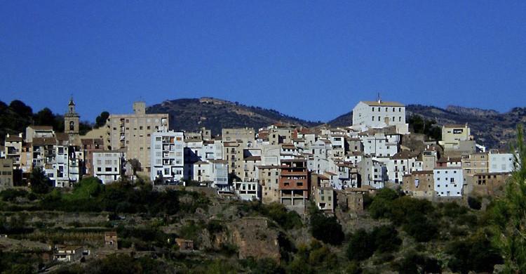 Lucena del Cid (Flickr)