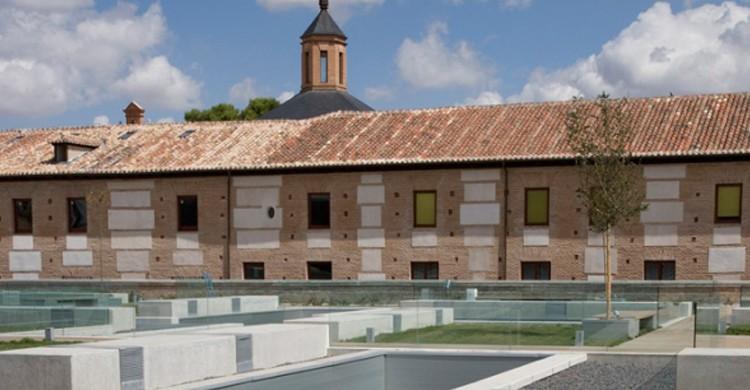 Parador de Alcalá de Henares (Web del parador)