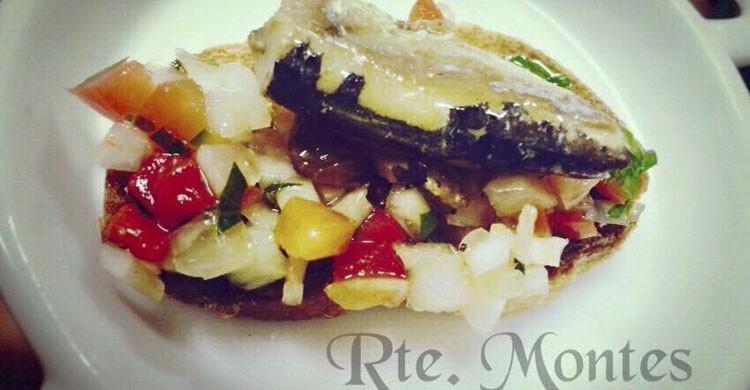 Restaurante Montes (Facebook Montes)