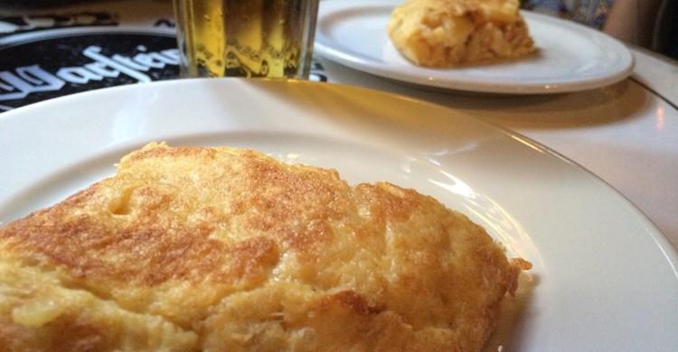 Tortilla en la Ardosa (Mablo M - Yelp)