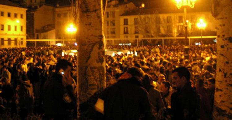 La procesión y fiesta de los 'borrachos' (Flickr)