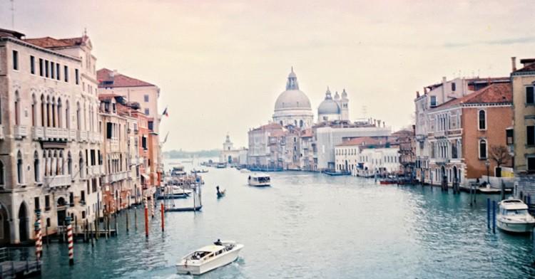 Venecia - Iglesia de la Salud vista desde el puente de la Academia - Sergii Molchanov (Flickr)