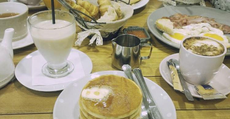 Desayuno (Facebook Bienmesabe Valencia)