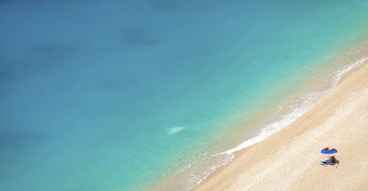 Egremni beach. Whitewizzard, iStock