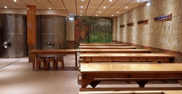 Interior. Elorrabi