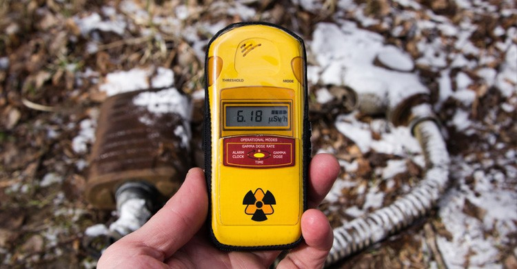 alta radiactividad en Chernóbil (Istock)