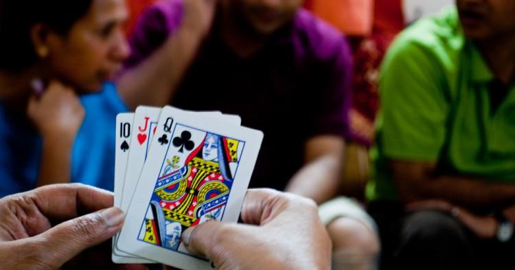 Juego de cartas. Rishabh Mathur (Flickr)