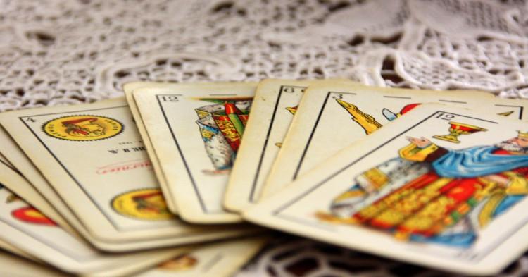 Baraja española de cartas. Guillermo Viciano (Flickr)