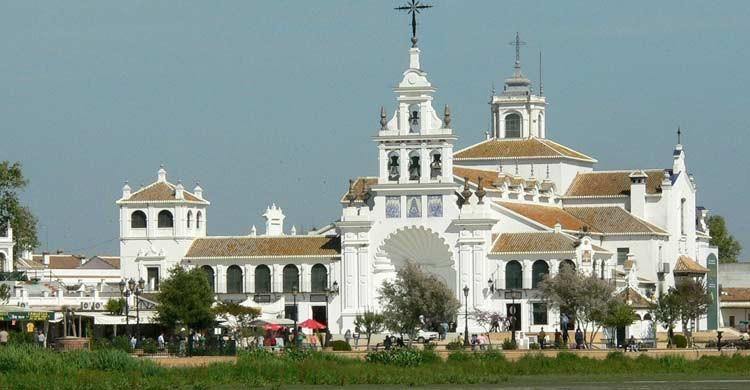 El Rocío (Wikimedia.org)