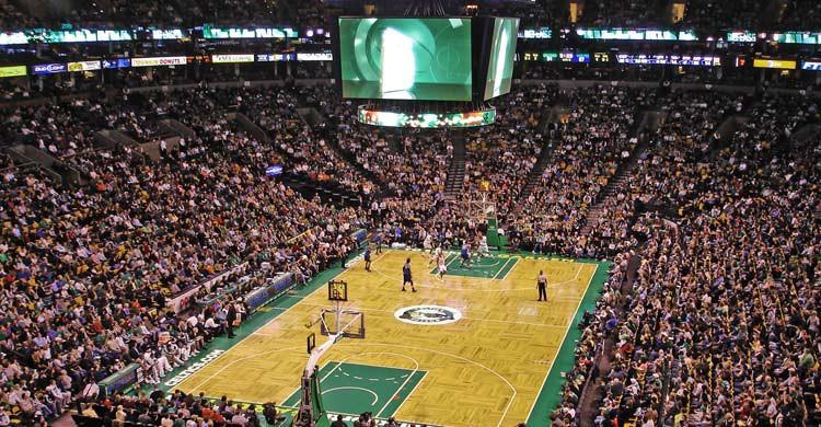 TD Garden, en Boston (wikimedia.org)