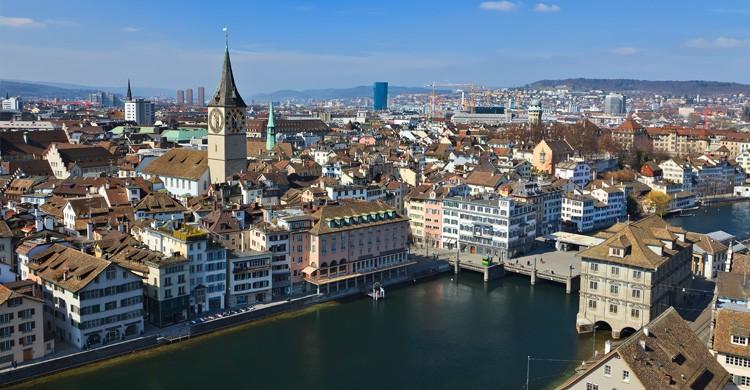Zurich / Suiza (Istock)