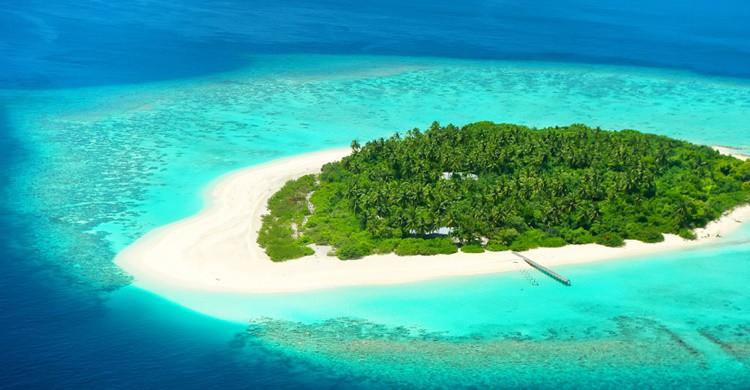 Una de las islas de Tahití. Romrodinka (iStock)