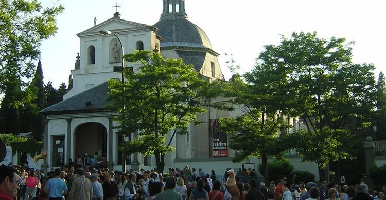 Ermita de San Isidro. Aldeana (Flickr)