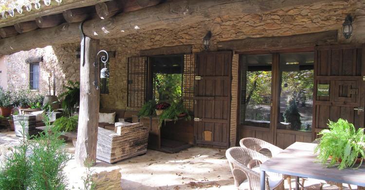 Casa rural. Toprural (Flickr)