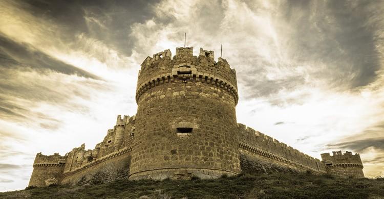 Castillo de Grajal de Campos. Julián Rejas De Castro (Flickr)