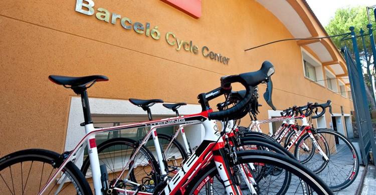 Barceló Cycle Center. Barceló Pueblo Park (www.barcelo.com)