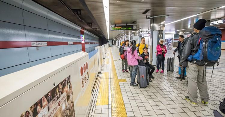 estación de tren / Marunochi /Nagoya (Istock)