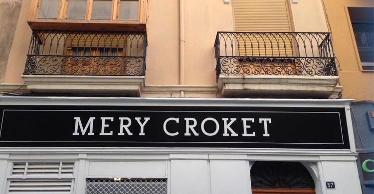 Tienda para llevar Mery Croket, Alicante (Fuente: Facebook MeryCroket)