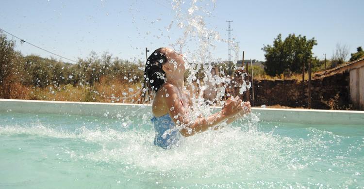 Agua y naturaleza. Ana Rey (Flickr)