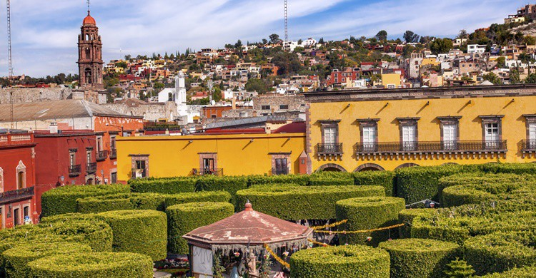 Arquitectura colonial. Bpperry (iStock)