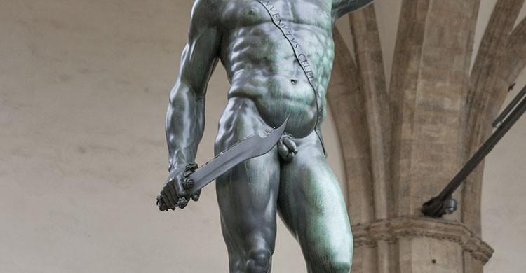 Estatua clásica (iStock)