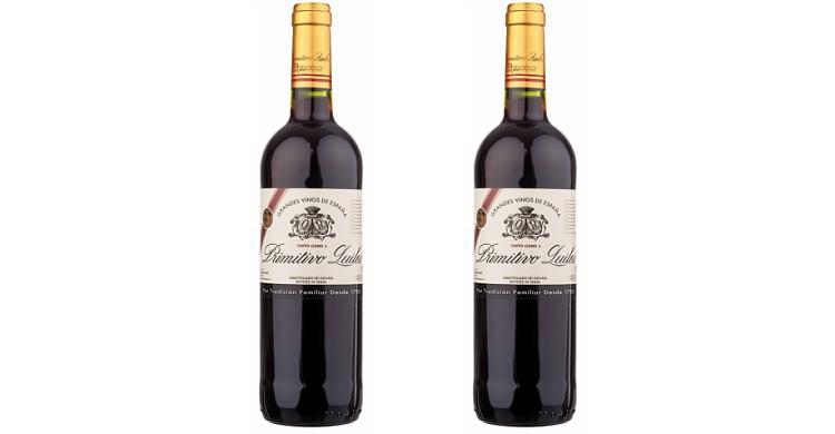 Botellas de Primitivo Quiles (http://www.primitivoquiles.com)