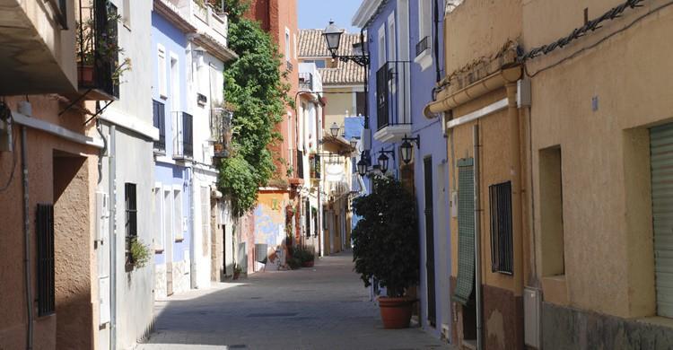 Calle de Denia. Daniel Leppens (iStock)